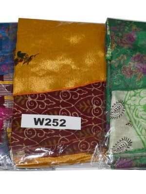 w252 skirt set
