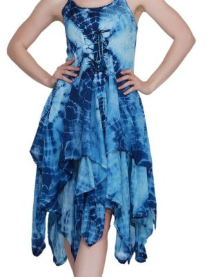 Beach Party Tie Dye Dresses for Sale