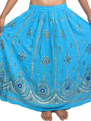 Pack of Indian Embroidery Gonna Gipsy skirts