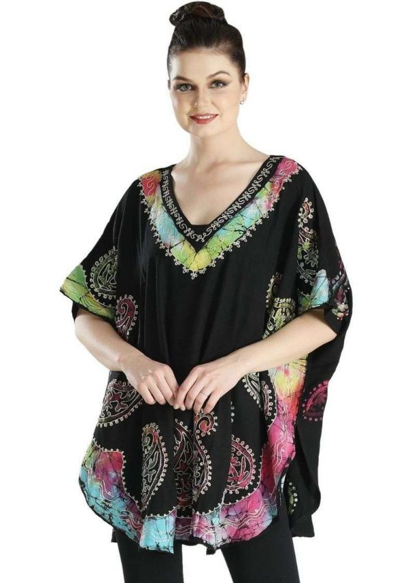 Lot of Ladies Australia Rayon Ponchos Caftans for Sale