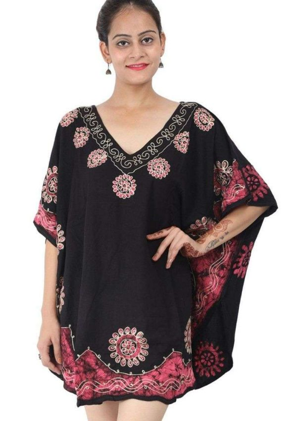 Pack of 03 Wevez Summer Rayon Poncho