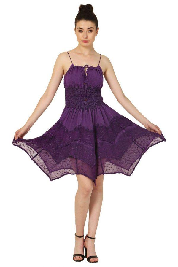 Pack of Fashion Blush Short Dresses