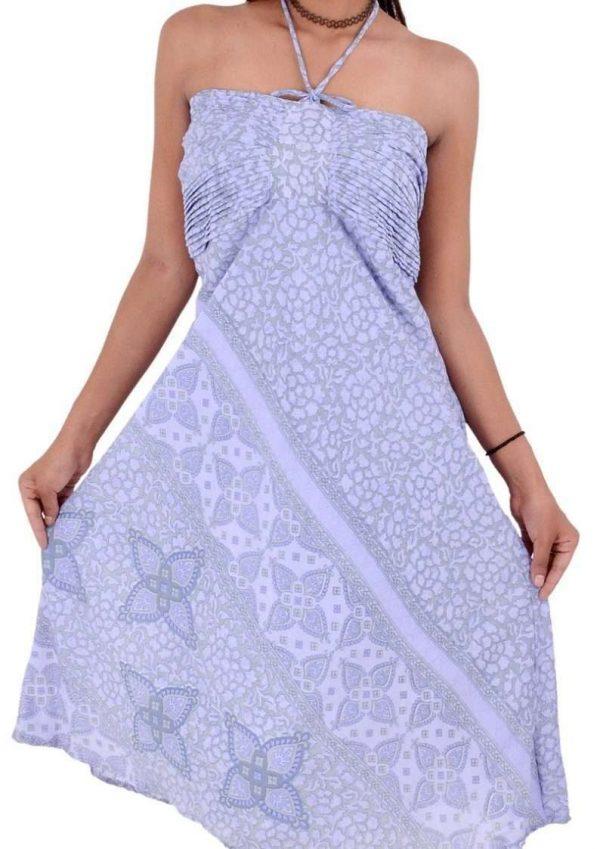 Wevez Elegant Formal Women's Sleeveless Dress - Pack of 3