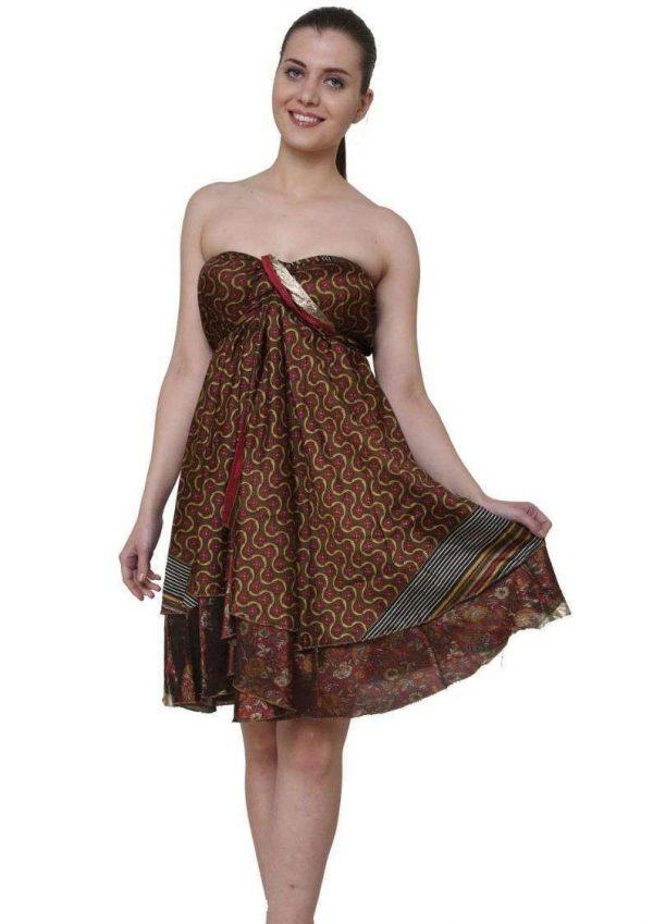 Pack of Wevez Magic Skirt Long Plus Size - 36XL