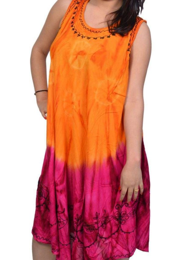 Wevez pack of 3 pcs Jamaican Maxi Vintage Dress for Women