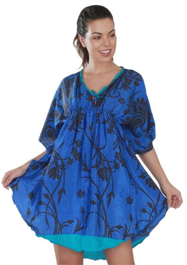 Wevez pack of 3 Stylish Beach Kaftan Cover - Ups