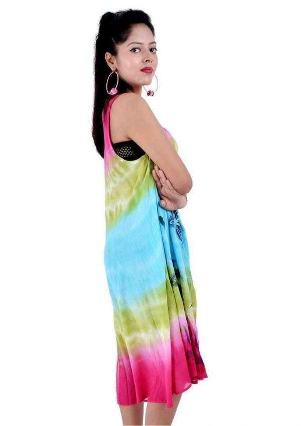 Wevez Pack of Floral Rayon Party Maxi Dress