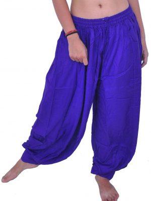 Wevez Plus size Women Summer Baggy Style Harem Pants