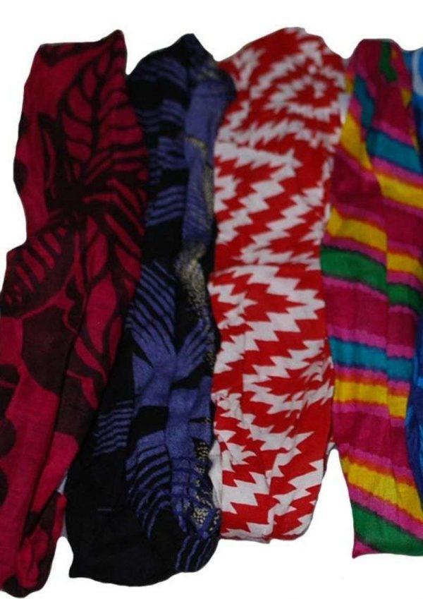 Wevez Printed Women's Fashion Headbands