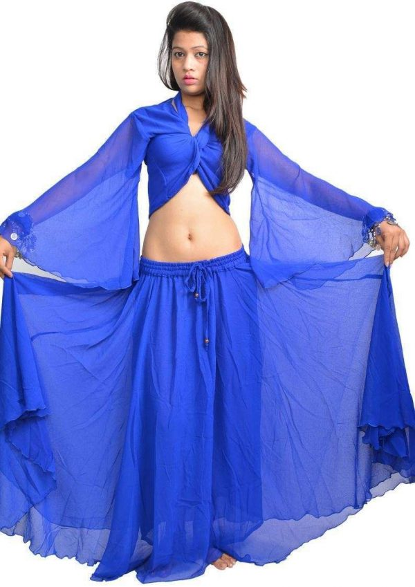 Wevez Women's Belly Dance Costume