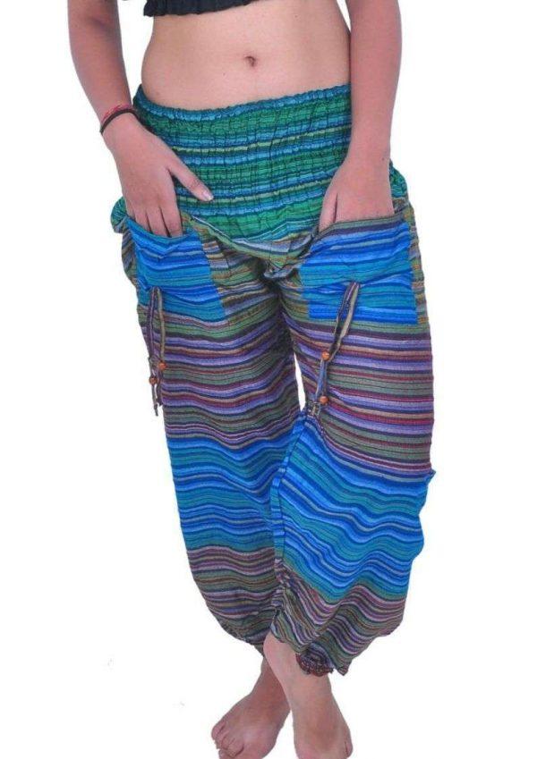 Wevez® Women's Pocket Pants, One Size, Assorted