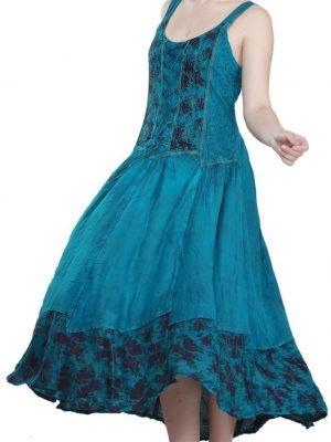 Wholesale Lady's Long Full Woman Casual Beach Dresses