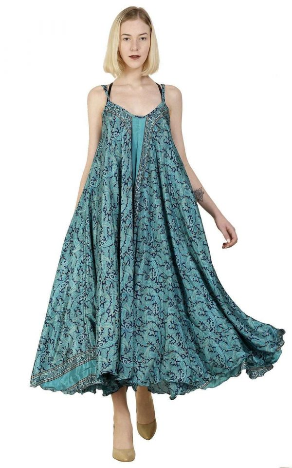 Wevez Pack of 03 Indonesian Maxi Dress