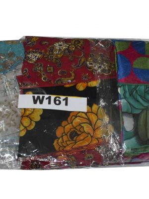Pack of 03 Micro Mini Wrap Skirts (Available Choice)